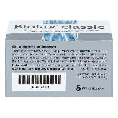 Biofax Classic kapsułki  zamów na apo-discounter.pl