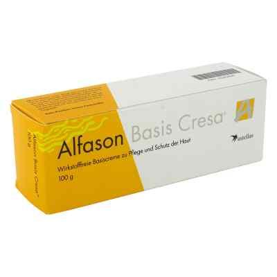 Alfason Basis Cresa krem  zamów na apo-discounter.pl
