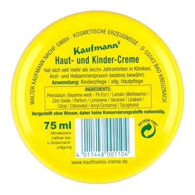 Kaufmanns krem do skóry i dla dzieci  zamów na apo-discounter.pl