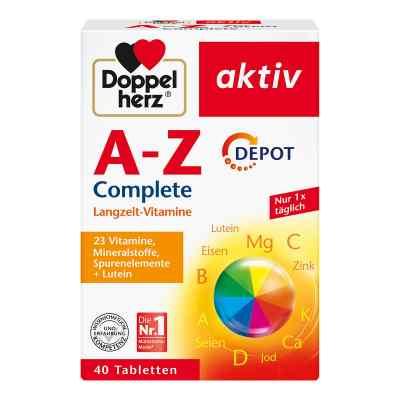 Doppelherz A-Z witaminy, tabletki  zamów na apo-discounter.pl