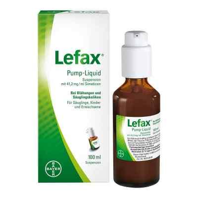 Lefax na wzdęcia, płyn w pompce  zamów na apo-discounter.pl