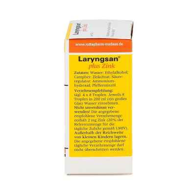 Laryngsan Plus Cynk roztwór  zamów na apo-discounter.pl
