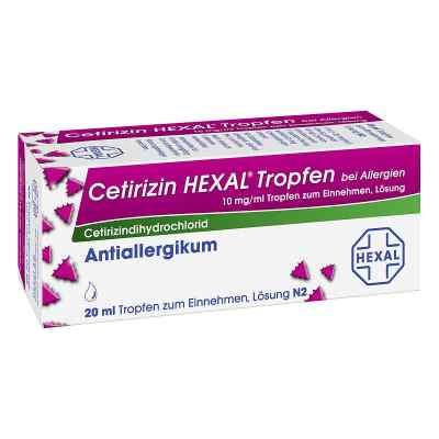 Cetirizin Hexal Tropfen b. Allergien