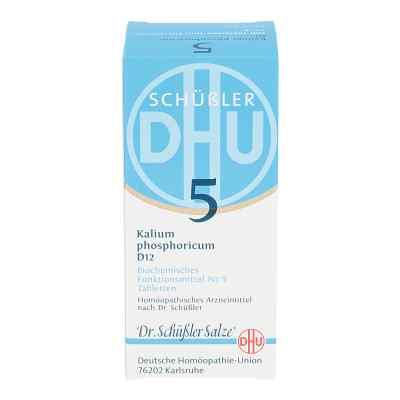 Biochemie DHU sól Nr 5 Fosforan potasu D12 tabletki  zamów na apo-discounter.pl
