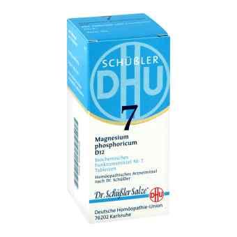 Biochemie DHU 7 Fosforan magnezu D12, tabletki  zamów na apo-discounter.pl