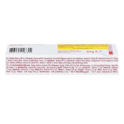 Dextro Energy Tropical + 10 Vitamine w pastylkach  zamów na apo-discounter.pl