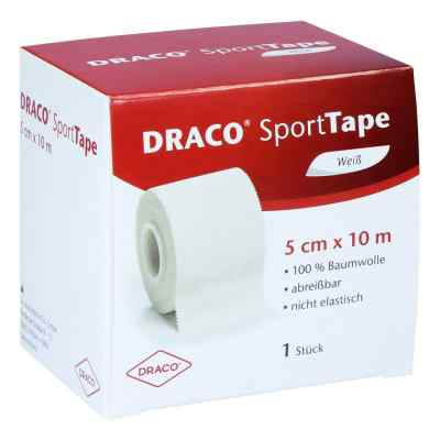 Dracotapeverband 10mx5cm weiss  zamów na apo-discounter.pl