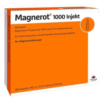 Magnerot 1000 w ampułkach do iniekcji  zamów na apo-discounter.pl