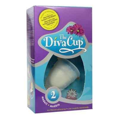Diva Cup Menstruations Kappe Gr.2  zamów na apo-discounter.pl