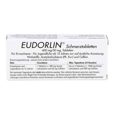 Eudorlin Schmerztabletten  zamów na apo-discounter.pl