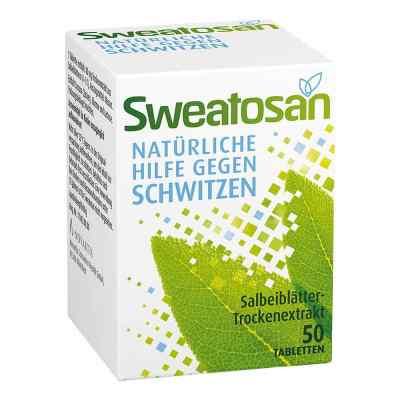 Sweatosan ueberzogene Tabletten  zamów na apo-discounter.pl