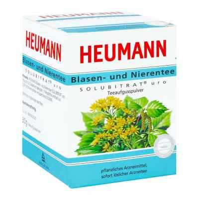 Heumann SOLUBITRAT uro Herbata na pęcherz i nerki   zamów na apo-discounter.pl