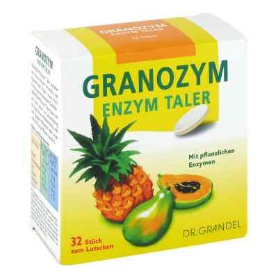 Grandel Granozym Enzym Taler pastylki  zamów na apo-discounter.pl