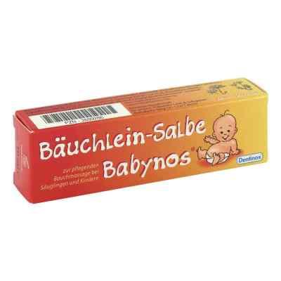 Babynos maść na brzuszek dla dzieci  zamów na apo-discounter.pl