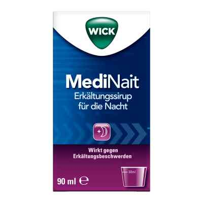 Wick Medinait Erkaeltungssaft  zamów na apo-discounter.pl