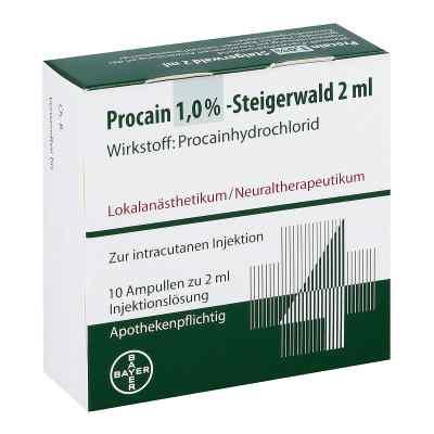 Procain 1% Steigerwald Inj.-lsg.