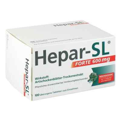 Hepar Sl forte 600 mg tabeltki  zamów na apo-discounter.pl