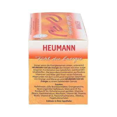 Heumann herbata energrtyzująca  zamów na apo-discounter.pl