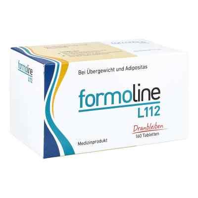 Formoline L 112 tabletki 160 szt.