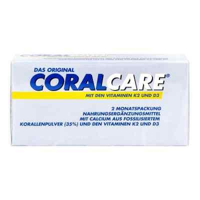 Coralcare proszek opakowanie na 2 miesiące  zamów na apo-discounter.pl