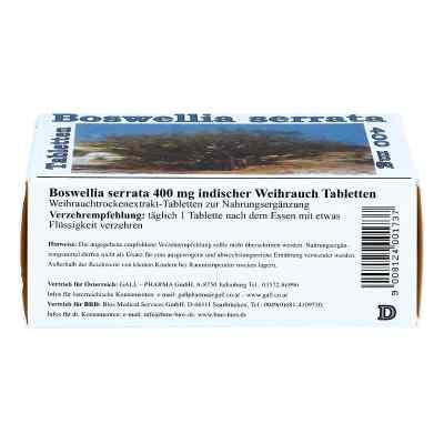 Boswellia serrata 400 mg tabletki z żywicą z kadzidłowca  zamów na apo-discounter.pl