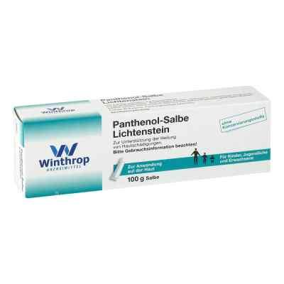Panthenol 5% Lichtenstein Maść