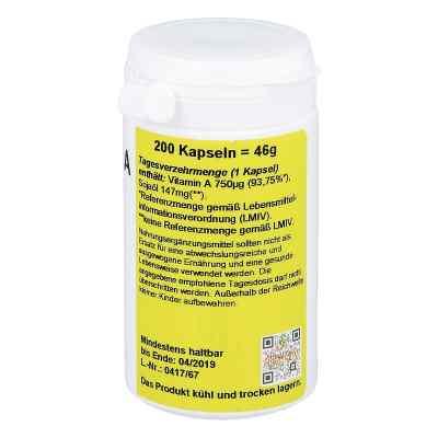 Vitamin A Kapseln  zamów na apo-discounter.pl