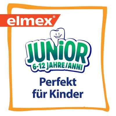 Elmex Junior szczoteczka do zębów  zamów na apo-discounter.pl
