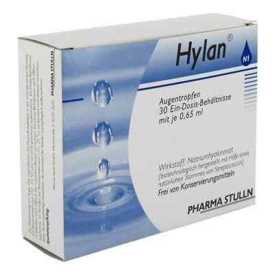 Hylan 0,65 ml Augentr.  zamów na apo-discounter.pl