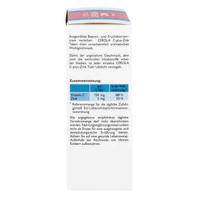 Cerola C plus Cynk Taler Grandel tabletki  zamów na apo-discounter.pl