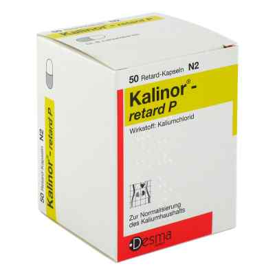Kalinor retard P Kapseln  zamów na apo-discounter.pl