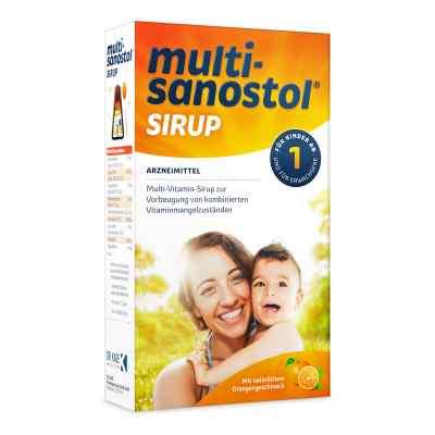 Multi Sanostol syrop  zamów na apo-discounter.pl