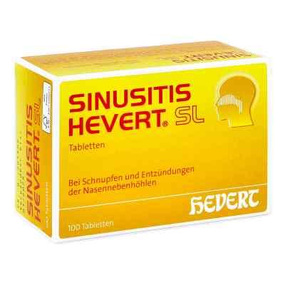Sinusitis Hevert Sl tabletki  zamów na apo-discounter.pl