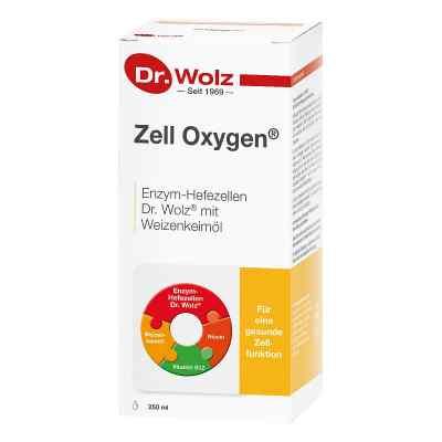 Dr Wolz Zell Oxygen preparat wzmacniający, płyn  zamów na apo-discounter.pl