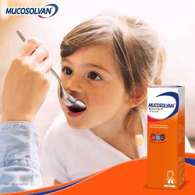 Mucosolvan Kindersaft 30 mg/5 ml  zamów na apo-discounter.pl