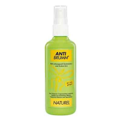 Anti Brumm Naturel spray na komary  zamów na apo-discounter.pl