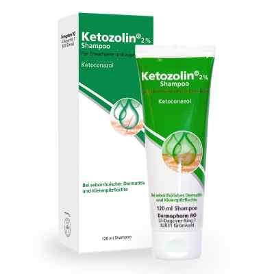 Ketozolin 2% szampon  zamów na apo-discounter.pl