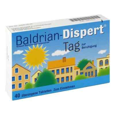 Baldrian Dispert Tag tabletki powlekane na dzień  zamów na apo-discounter.pl