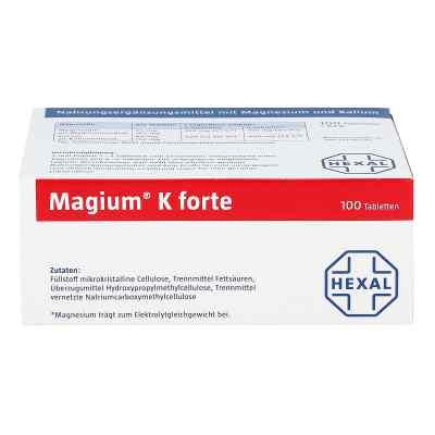 Magium K forte Tabl.  zamów na apo-discounter.pl