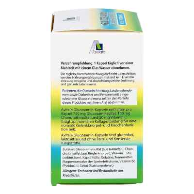 Glucosamin 750 mg + Chondroitin 100 mg kapsułki  zamów na apo-discounter.pl