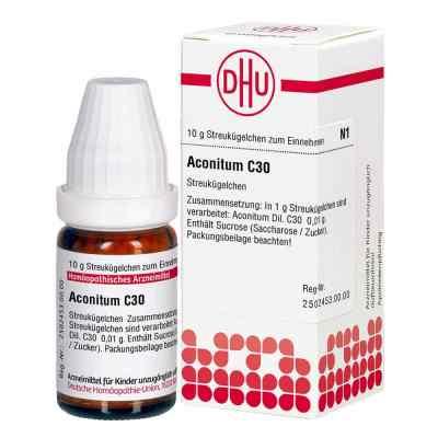 Aconitum C30 globulki  zamów na apo-discounter.pl