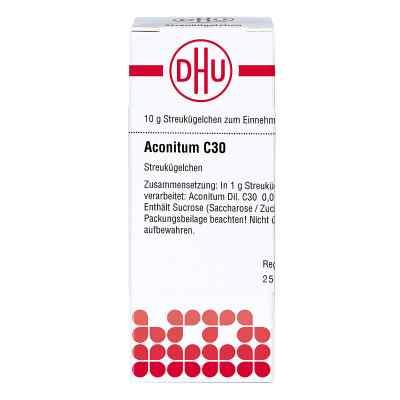 Aconitum C 30 Globuli  zamów na apo-discounter.pl