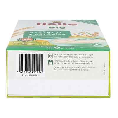 Holle Bio 3 zboża ekologiczna kaszka  zamów na apo-discounter.pl