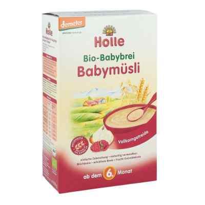 Holle Bio musli kaszka ekologiczna  zamów na apo-discounter.pl