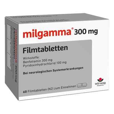 Milgamma 300 mg Filmtabl.  zamów na apo-discounter.pl