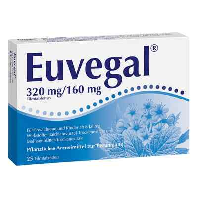 Euvegal 320/160 mg Filmtabl.  zamów na apo-discounter.pl