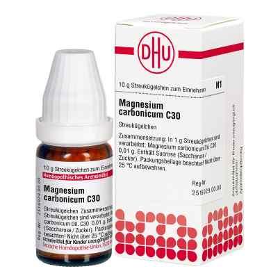 Magnesium Carbonicum C 30 Globuli  zamów na apo-discounter.pl