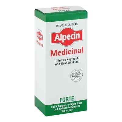 Alpecin Medicinal Forte tonik p/łupieżowi i wypadaniu włosów  zamów na apo-discounter.pl