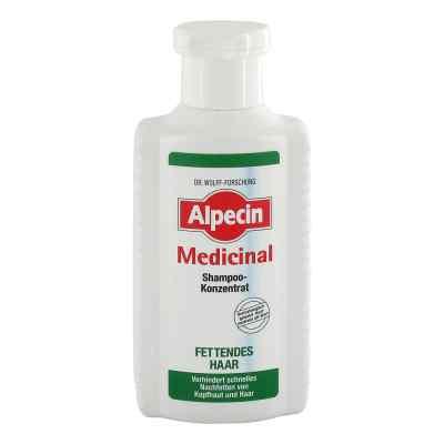 Alpecin Medicinal szampon do przetłuszczającej się skóry głowy  zamów na apo-discounter.pl