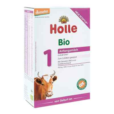 Holle Bio ekologiczne mleko następne 1